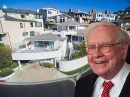 photos of warren buffett u0027s house in california business insider