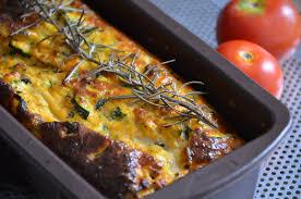 cuisine brousse flan de courgette et brousse thermomix cuisine bien être