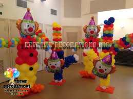 clown balloon l clown balloon sculpture clown balloon sculpture for circus themed