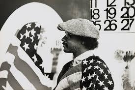 David Hammons African American Flag David Hammons Now Dig This Digital Archive Hammer Museum