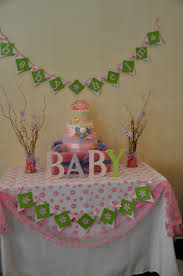 baby shower wall decorations the party wall lilac baby shower