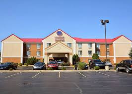 Comfort Suites Oakbrook Terrace Lansing Illinois Hotels Motels Rates Availability