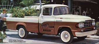 dodge com truck c series dodge trucks 1954 1960 tougher and more stylish
