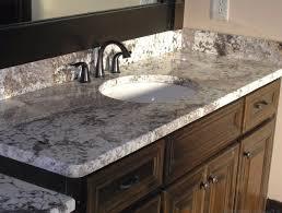 Bathroom Granite Countertop Lovely Granite Countertops Bathroom With Bathroom Granite