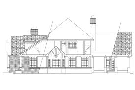 Classic Home Floor Plans Tudor House Plans Walbrook 10 070 Associated Designs