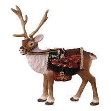 2017 reindeer hallmark ornament hooked on