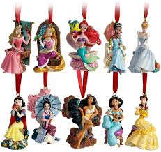 filmic light snow white archive 2011 le princess ornament set