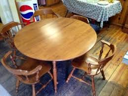 Ethan Allen Tables Ethan Allen Vintage Dining Chairs Thesecretconsul Com