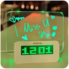 Bling Alarm Clock Clocks Blisajewelry
