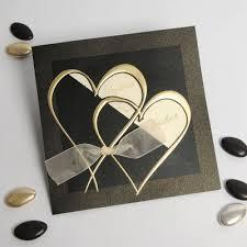ausgefallene einladungen hochzeit romantisch ausgefallene einladungskarten bronze hochzeit p opa050