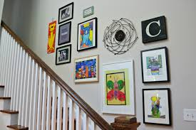 five ways to decorate a big wall friday five the diy bungalow