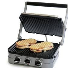Breville Sandwich Toaster Equipment Review The Best Panini Presses Finecooking
