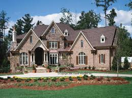 Custom Homes Designs New Brick Home Designs Home Design Ideas