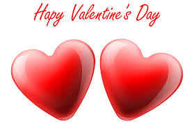 happy valentine u0027s day hearts transparent png clip art image