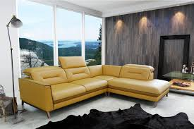 60s Sofas Stylized Retro Corner Sofa