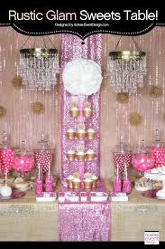Pink And Gold Dessert Table by 239 Best Candy U0026 Dessert Tables Images On Pinterest Dessert
