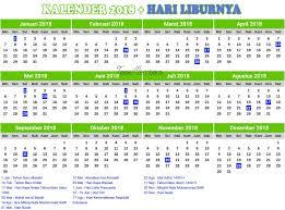 Kalender 2018 Hari Raya Puasa Kalender 2018 Lengkap Dengan Hari Libur Nasional