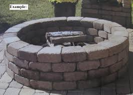 Backyard Fire Pit Images Open Burning Recreational Fires City Of Billings Mt Official