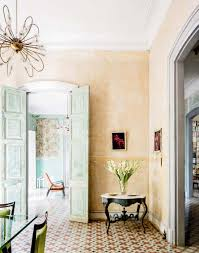 floors decor and more tour a cuban home with charm and character cuban decor