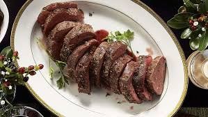 slow roasted beef tenderloin with thyme finecooking