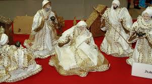 Outdoor Lighted Nativity Set - enthralling outdoor nativity holy family life size lighted