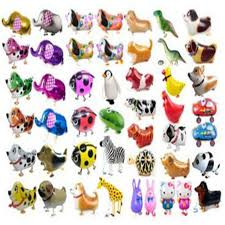 airwalker balloons delivered balloons party decoration walking pet helium balloon animal pets