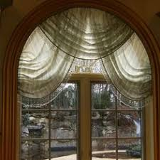 Arch Window Curtains How To Dress A Arched Window View Topic How Do You Blind Cover