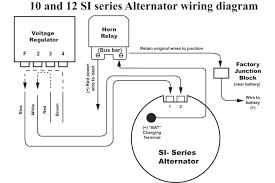 wiring diagrams 3 wire alternator pulley striking delco diagram