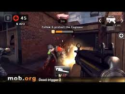 android mob org dead trigger 2 v1 2 1 for android free dead trigger 2