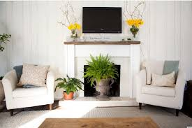 10 ways to decorate your fireplace in the summer since you won u0027t