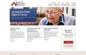 Home Care Website Design Inspiration 16 Home Care Website Design Inspiration Promotional Design