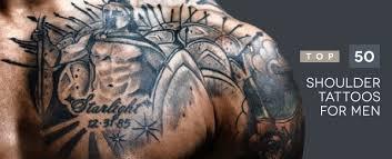 top 50 best shoulder tattoos for luxury