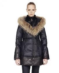 rudsak online sample sale offer black pongee woven leather