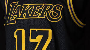 lakers debut new kobe bryant inspired u0027city edition u0027 jersey