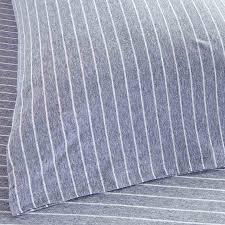 new arrival pure100 cotton jersey knit bedding set duvet cover