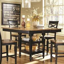 Bar Height Dining Chairs Best 25 Bar Height Dining Table Ideas On Pinterest Stools Set