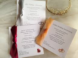 wedding anniversary invitations from 60p each fast delivery