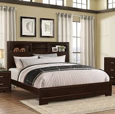 White Wood Bed Frame Bedroom Wooden King Size Bed Rustic Wood Bed Contemporary