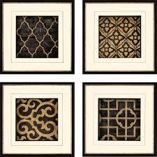 Home Interior Framed Art Wood Wall Art As Wall Art Decor With Elegant Framed Wall Art Set