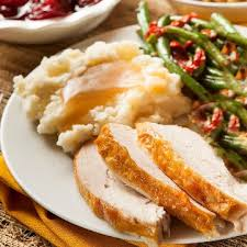 complete turkey dinner complete turkey dinner serves 4