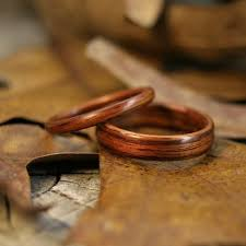 non metal wedding bands non metal wedding rings made by meg jewelry
