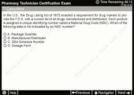 how to write a resume for pharmacy technician free ptcb practice test 5