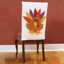 turkey chair covers but would be great to make it like pin the talk
