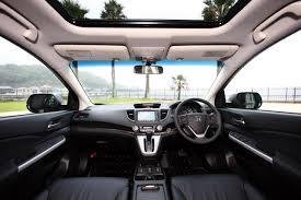 New Honda Crv Diesel 2012 Honda Cr V Jdm Makes Its Debut In Its Most Important Market