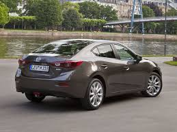 mazda sedan cars mazda 3 sedan 2014 pictures information u0026 specs
