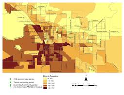 Tucson Arizona Map by Understanding Through Applied Research Of Geography And