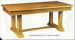 luxury gothic dining table 11 for your simple home decoration