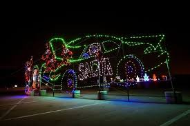 this lights show in indiana is the only one you have to see