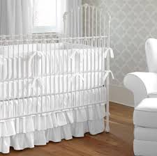best 25 white crib bedding ideas on pinterest baby bedding