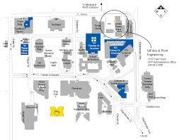 Michigan State Campus Map University Of Michigan Map University Of Michigan 500 S State